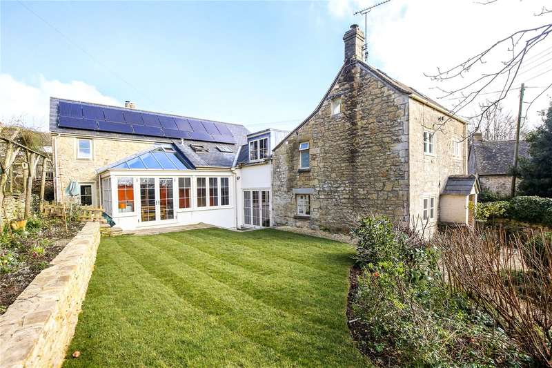 5 Bedrooms Detached House for sale in France Lynch, Stroud, Gloucestershire, GL6