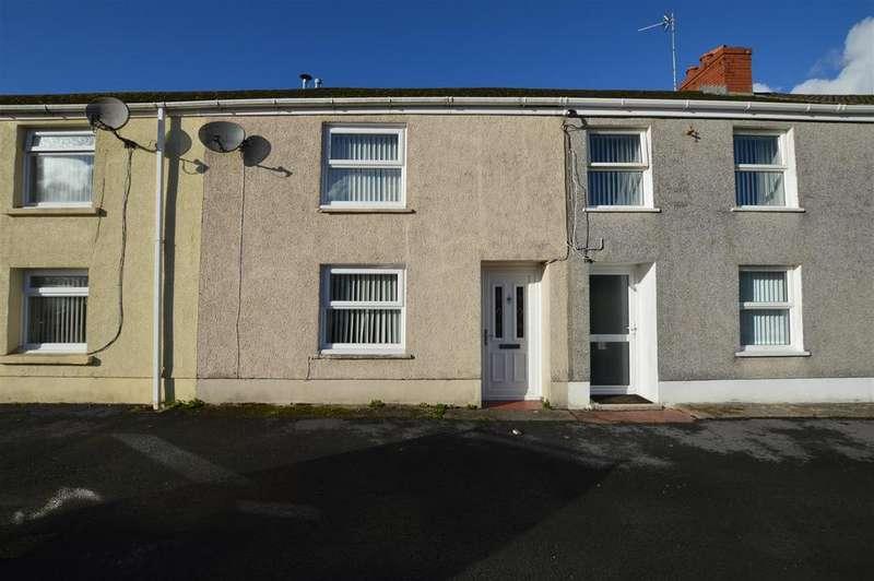 2 Bedrooms Terraced House for sale in Brynamman, Ammanford