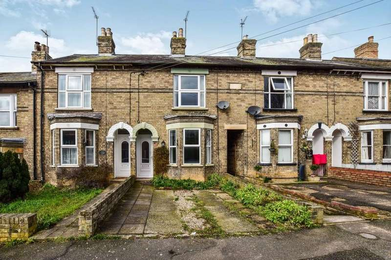 3 Bedrooms Terraced House for sale in York Road, Sudbury CO10 1NF