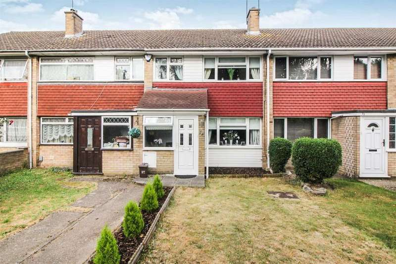 3 Bedrooms Terraced House for sale in Perrysfield Road, Cheshunt, Hertfordshire, EN8