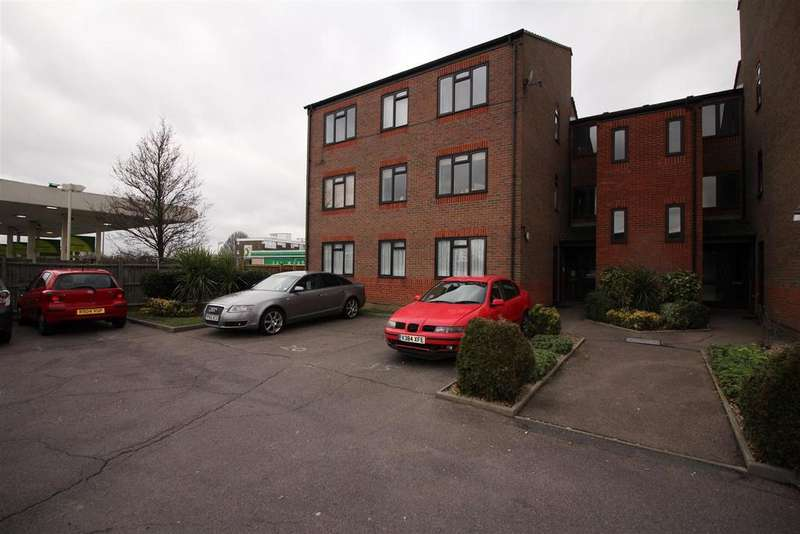 2 Bedrooms Flat for sale in Pegrams Road, Harlow