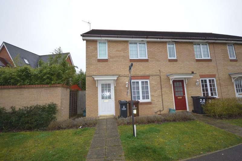3 Bedrooms End Of Terrace House for sale in Shepherd Drive, Colchester