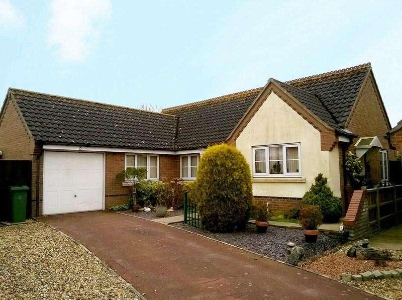 3 Bedrooms Detached Bungalow for sale in Albansfield, Wymondham