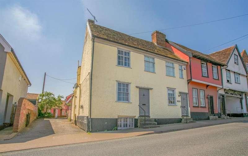 2 Bedrooms Cottage House for rent in Theatre Street, Woodbridge