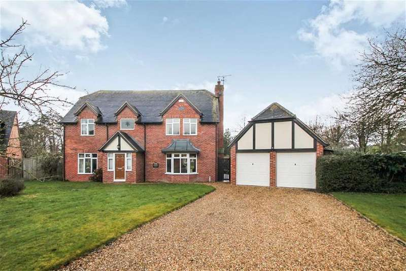 4 Bedrooms Detached House for sale in Manor Orchard, Culmington, Ludlow