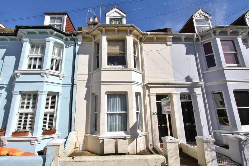 1 Bedroom Flat for sale in Warleigh Road