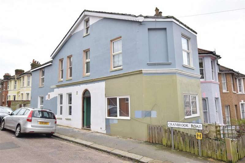 3 Bedrooms End Of Terrace House for sale in Salisbury Road, St. Leonards-On-Sea