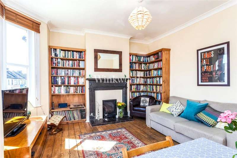 2 Bedrooms Flat for sale in Harringay Road, Harringay, N15