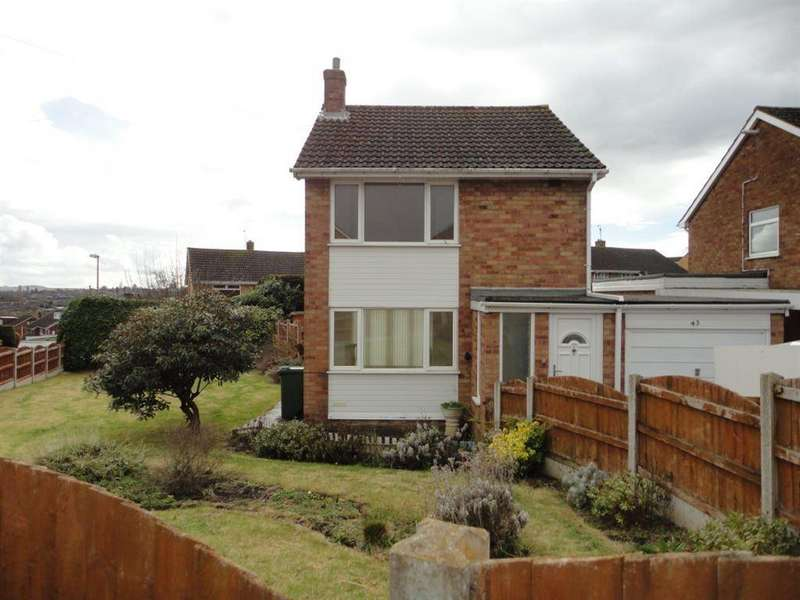 3 Bedrooms Detached House for rent in Westminster Road, Wordsley