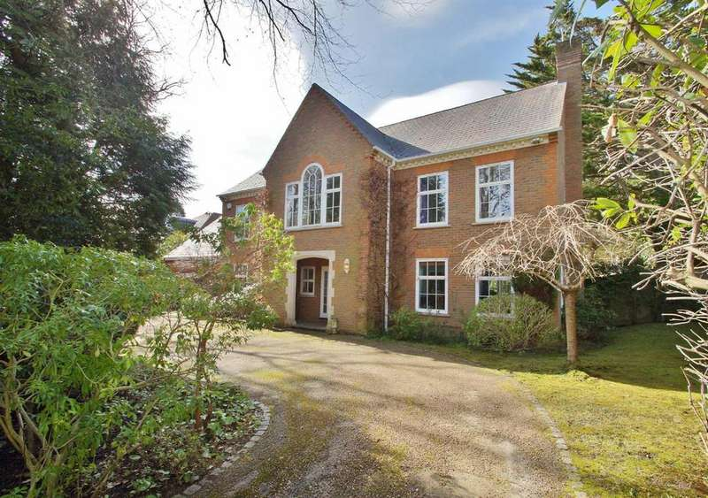 5 Bedrooms Detached House for sale in COBHAM/OXSHOTT BORDER