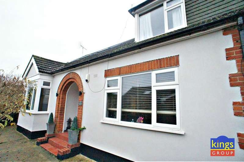 5 Bedrooms Semi Detached Bungalow for sale in Windmill Close, Waltham Abbey