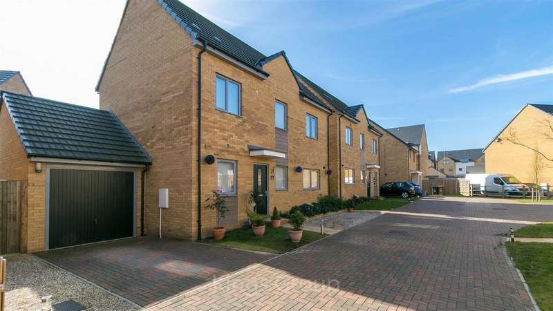 4 Bedrooms House for sale in Brimstone Drive, Stevenage