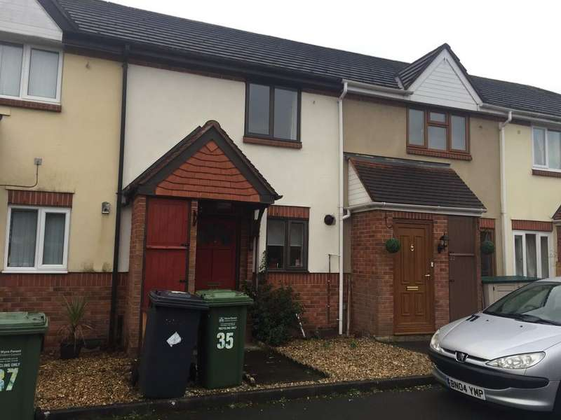 2 Bedrooms Terraced House for sale in Olympus Gardens, Stourport-on-Severn