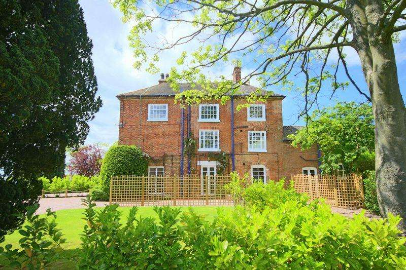 2 Bedrooms Apartment Flat for sale in Wrekin View, One of Just Three Country House Converted Apartments, Lea Hall, Tunstall Lane, Bishops Offley, Stafford