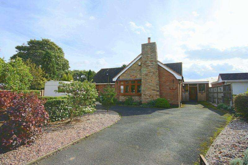 3 Bedrooms Bungalow for sale in Wharf Road, Gnosall, Stafford
