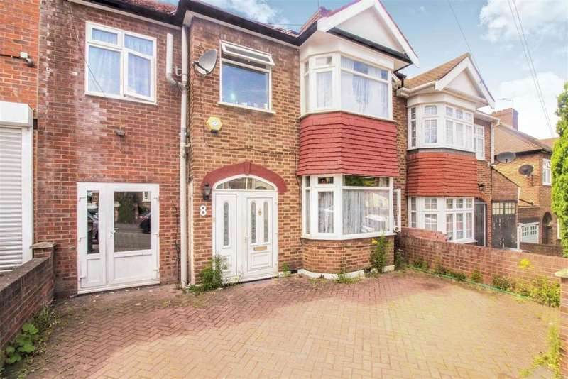 6 Bedrooms Terraced House for sale in Carnanton Road, London