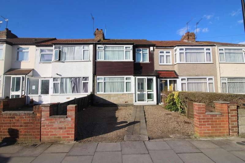3 Bedrooms Terraced House for sale in Albany Park Avenue, Enfield