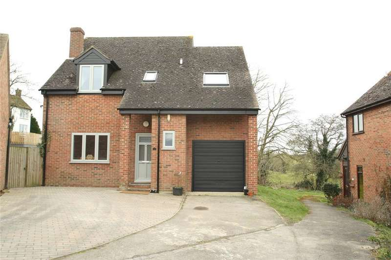 4 Bedrooms Detached House for sale in The Laurels, Tetsworth, Thame, OX9