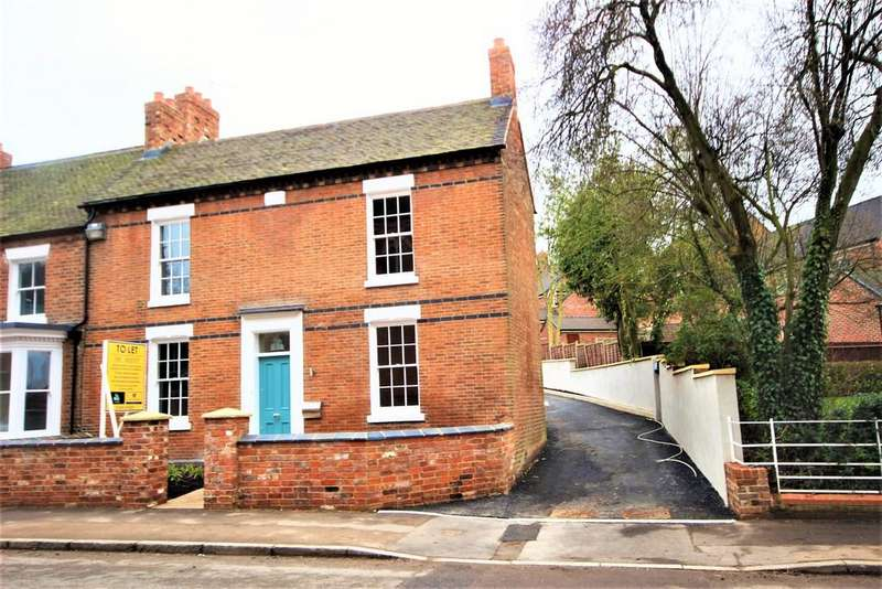 4 Bedrooms End Of Terrace House for rent in High Street, Abbots Bromley