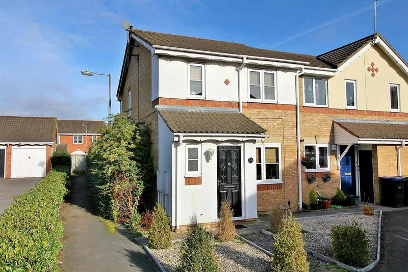 3 Bedrooms End Of Terrace House for sale in Challinor, Church Langley, Harlow
