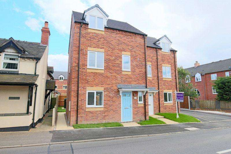 4 Bedrooms Semi Detached House for sale in Taberna View, Woodseaves