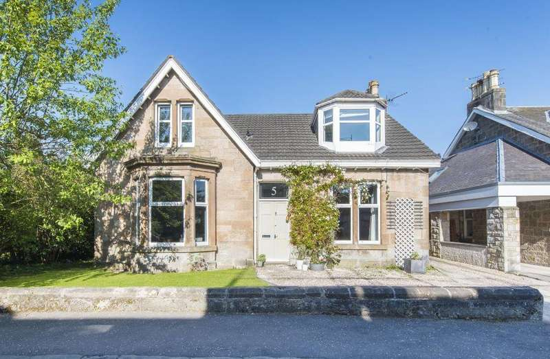 5 Bedrooms Detached Villa House for sale in 5 Springhill Road, Clarkston, Glasgow, G76 8BT