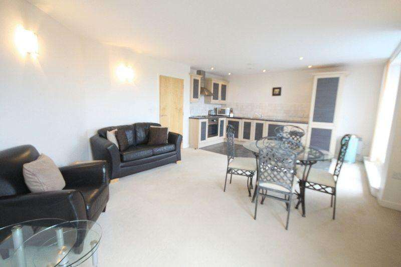 2 Bedrooms Apartment Flat for sale in Brunswick Street, Newcastle