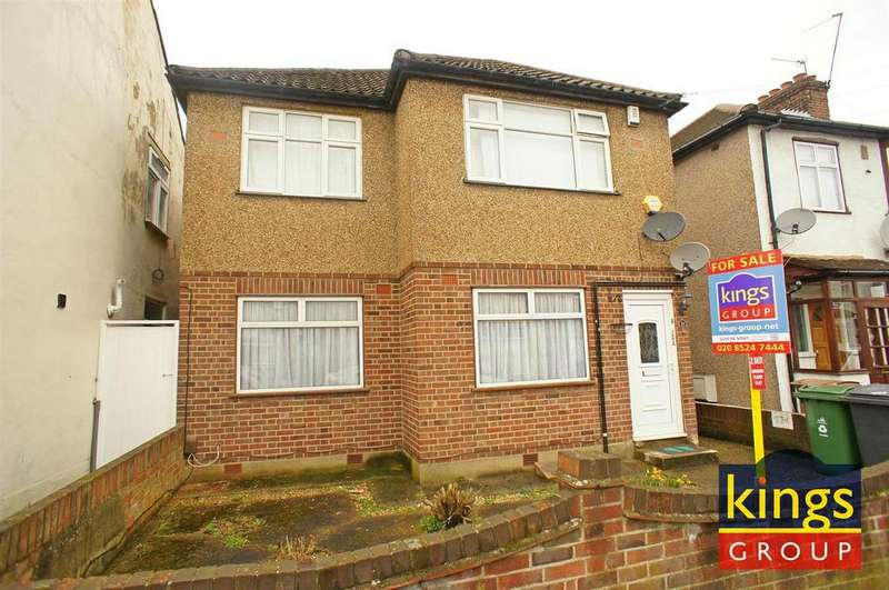 2 Bedrooms Maisonette Flat for sale in Suffield Road, Chingford
