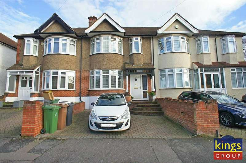 3 Bedrooms Terraced House for sale in Tufton Road, London