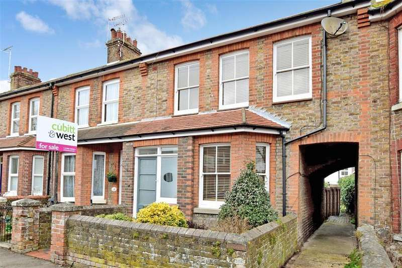 3 Bedrooms Terraced House for sale in Southfield Road, Worthing, West Sussex