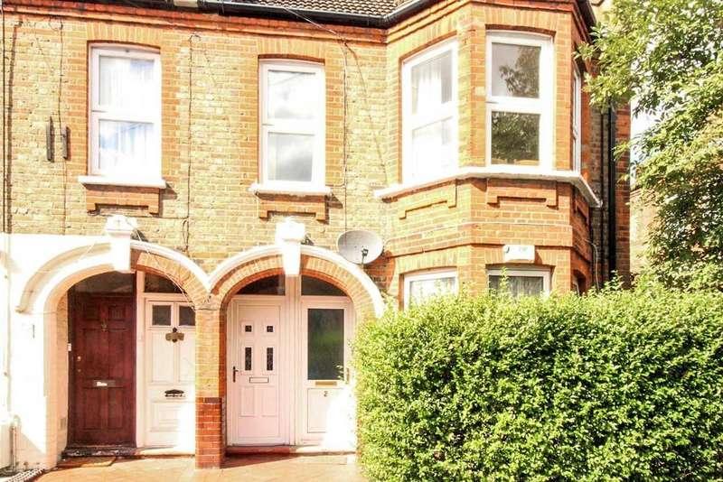 2 Bedrooms Flat for sale in Wetherden Street, London