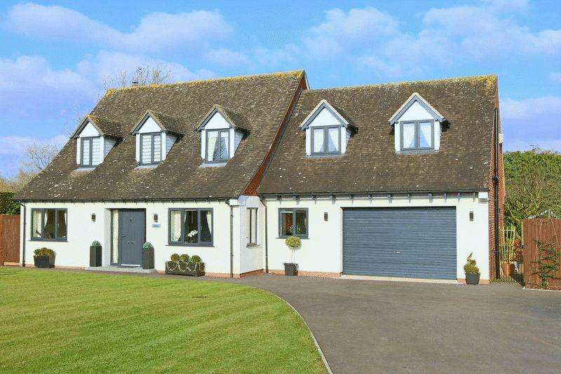 4 Bedrooms Detached House for sale in Wood Eaton Road, Church Eaton, Stafford