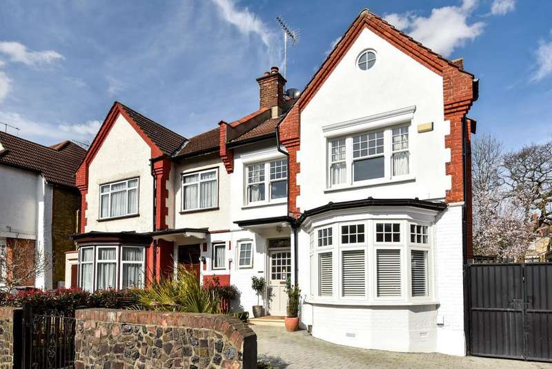 6 Bedrooms Detached House for sale in Park Crescent, Finchley, OPEN DAY SATURDAY 7th APRIL 11am - 12.30pm, N3