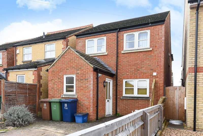 3 Bedrooms Detached House for sale in Central Headington, Oxford, OX3