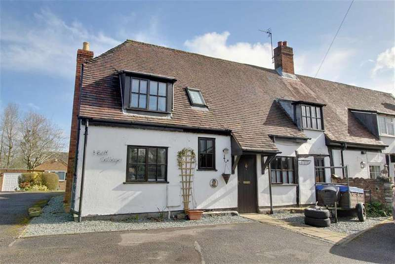 3 Bedrooms Semi Detached House for sale in Bell Cottages, Maisemore, Gloucestershire