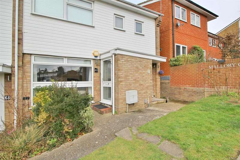 1 Bedroom Maisonette Flat for sale in Valley Fields Crescent, Enfield