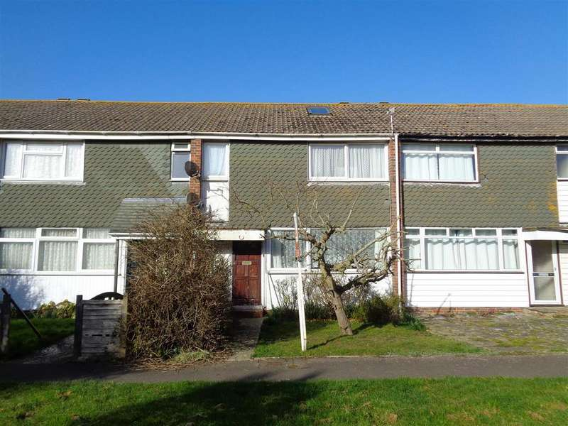 3 Bedrooms Terraced House for sale in Mulberry Court, Pagham