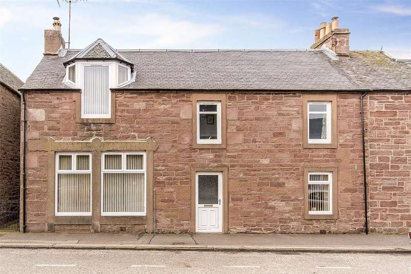 4 Bedrooms End Of Terrace House for sale in Niraig, Moray Street, Blackford, PH4