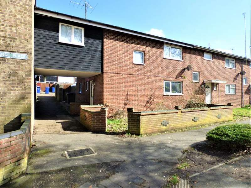 4 Bedrooms End Of Terrace House for sale in Vange Place, Haverhill CB9 0HT