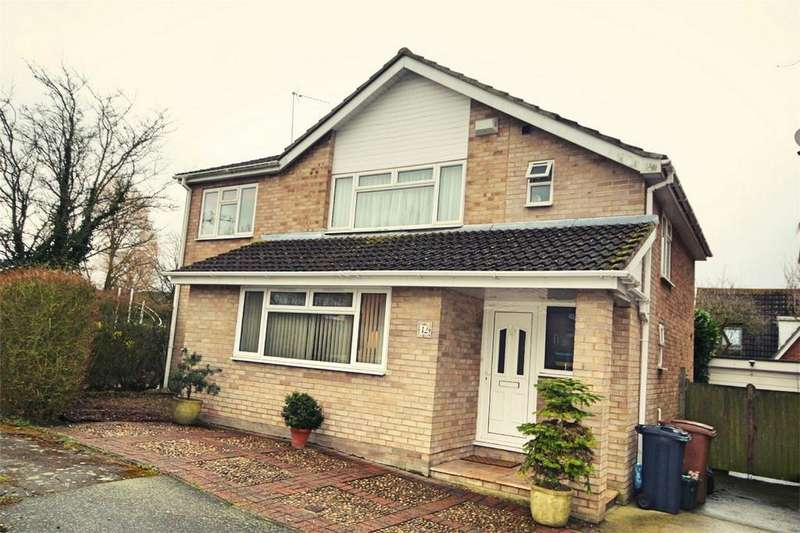 5 Bedrooms Detached House for sale in Matfield Close, CHELMSFORD, Essex