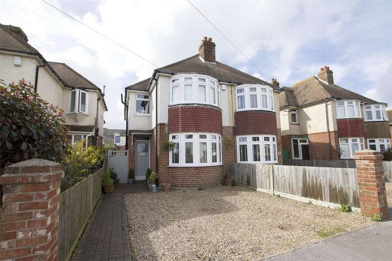 4 Bedrooms Semi Detached House for sale in High Street, Lee-on-the-Solent, Hampshire