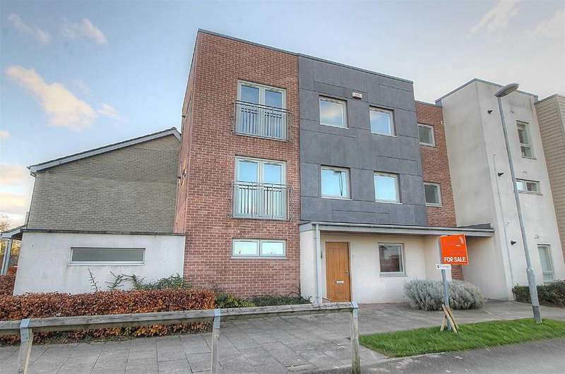 1 Bedroom Apartment Flat for sale in North Side, Gateshead