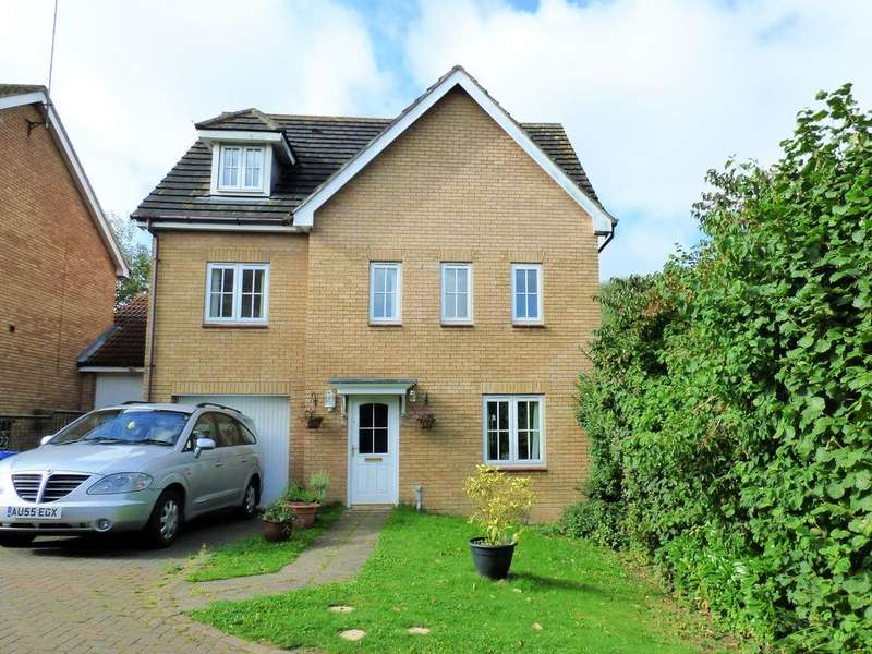6 Bedrooms Detached House for sale in Henry Close, Haverhill CB9 9PU