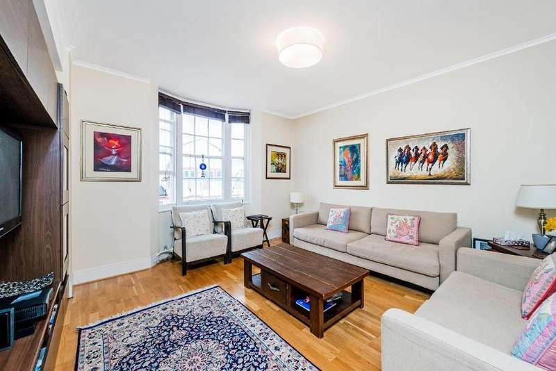 2 Bedrooms Flat for sale in Queensway, Bayswater