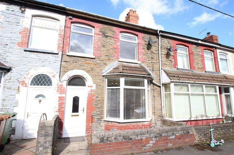 3 Bedrooms Terraced House for rent in Coedcae Road, Abertridwr, Caerphilly