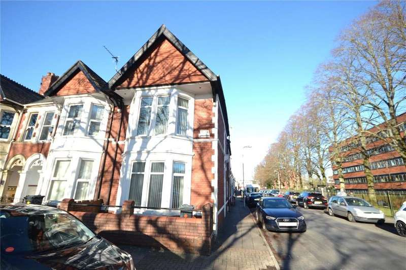 3 Bedrooms End Of Terrace House for sale in Africa Gardens, Heath, Cardiff, CF14