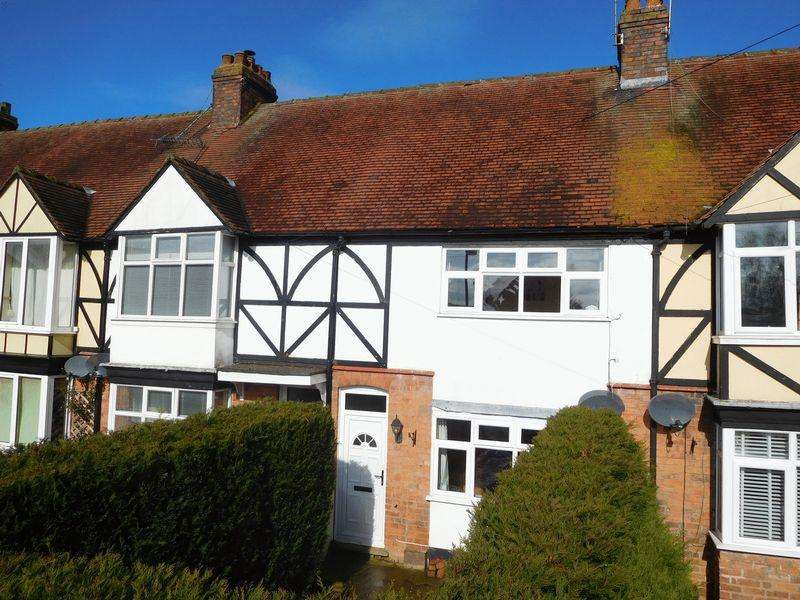 2 Bedrooms Terraced House for sale in Longlands Lane, Market Drayton