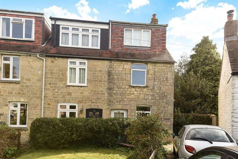 2 Bedrooms End Of Terrace House for sale in Oxford Road, Marston