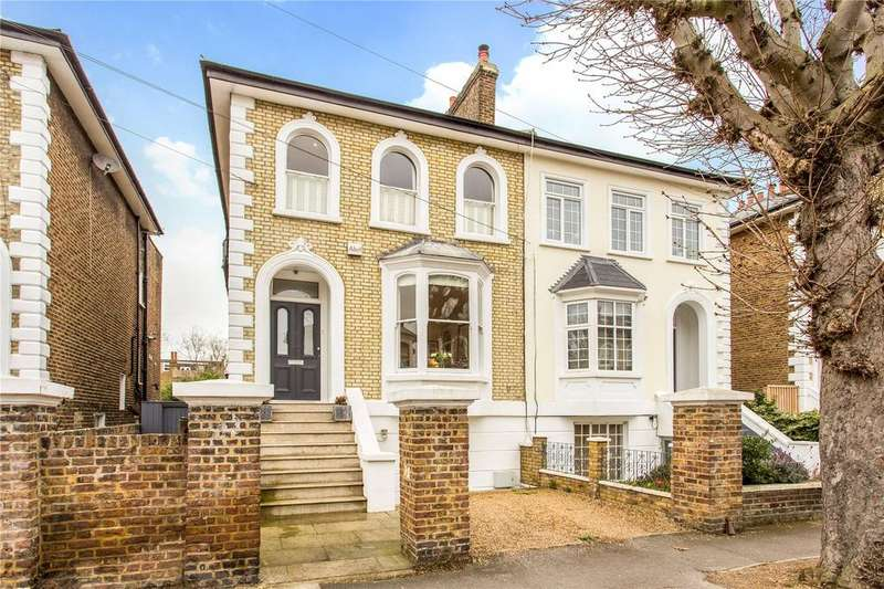 4 Bedrooms Semi Detached House for sale in Pelham Road, Wimbledon, London, SW19