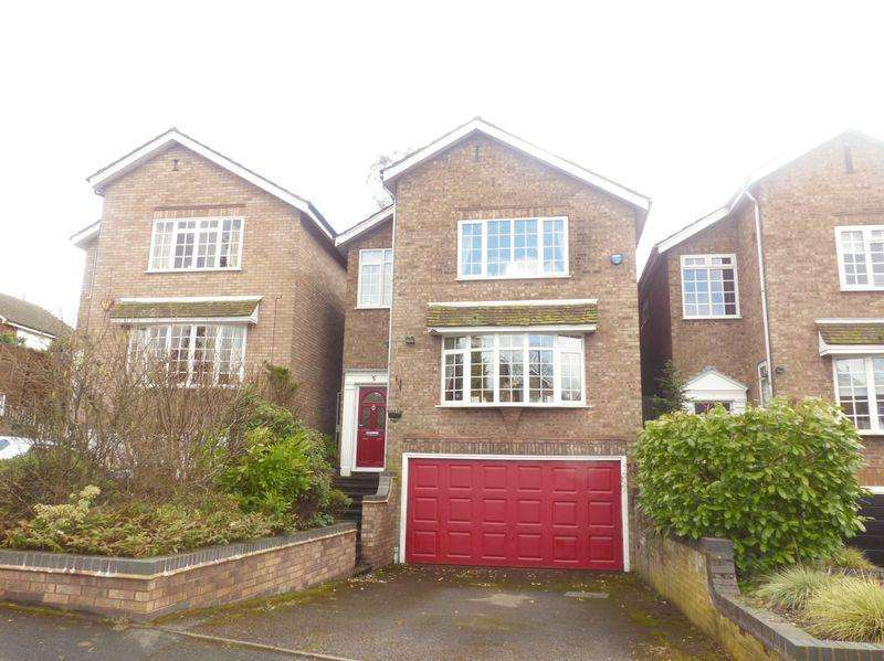 4 Bedrooms Detached House for sale in Ridgewood Drive, Four Oaks, Sutton Coldfield